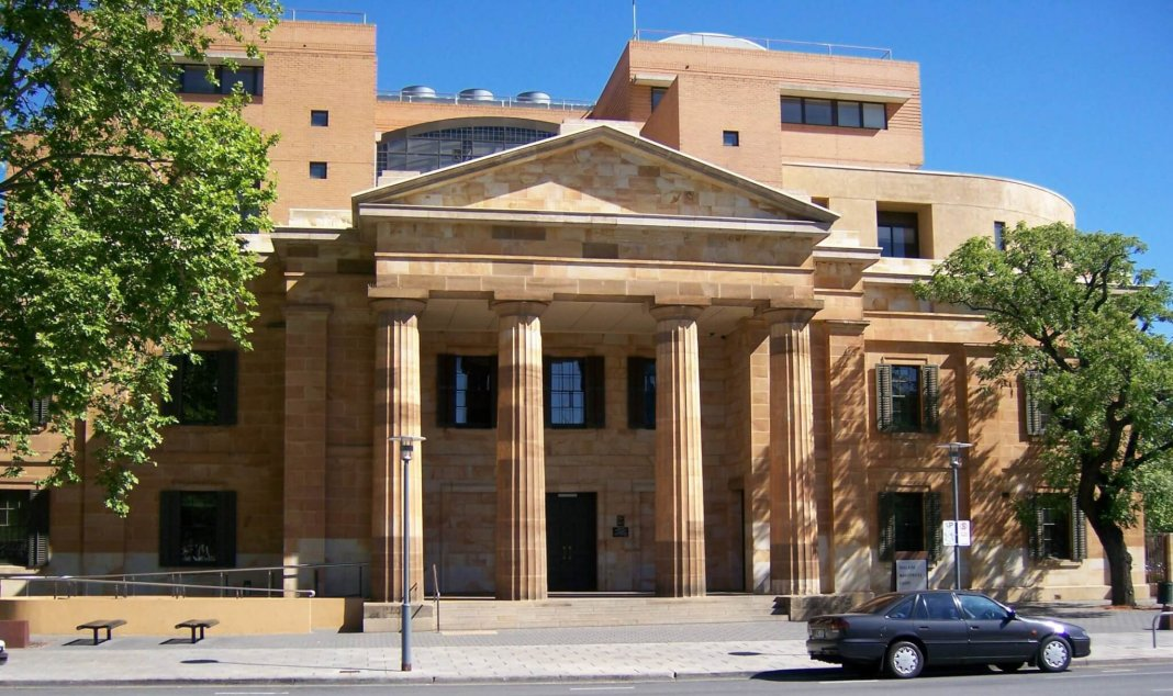 Adelaide Magistrates Court