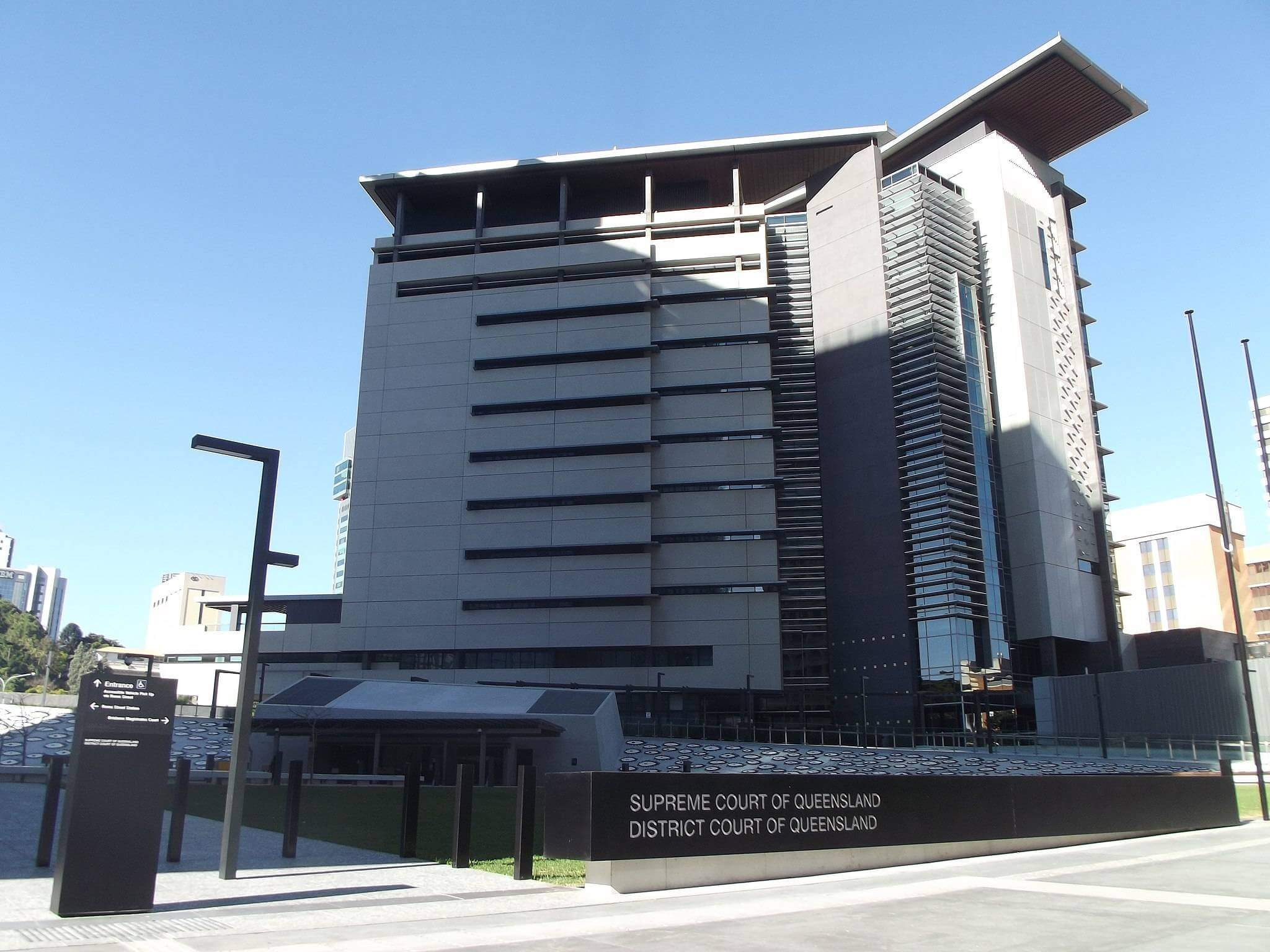 Brisbane Supreme and District Court
