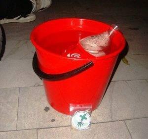 bucket bong