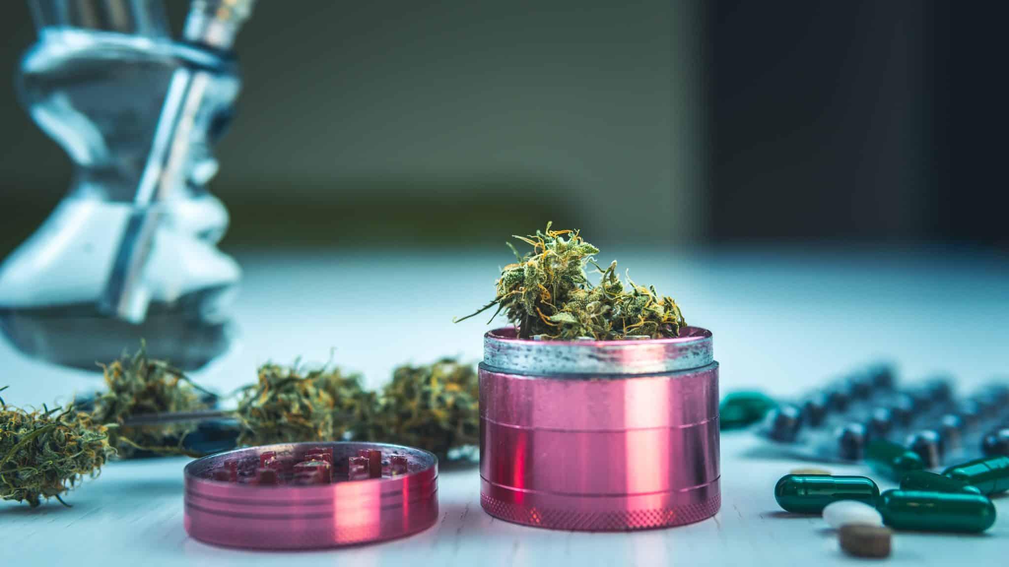 dry herb grinder
