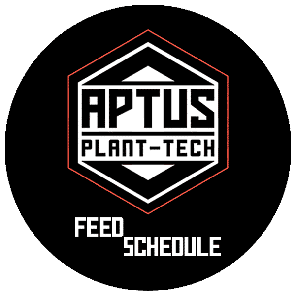 Get APTUS Feed Schedules in HQ - Subscribe to our Newsletter!
